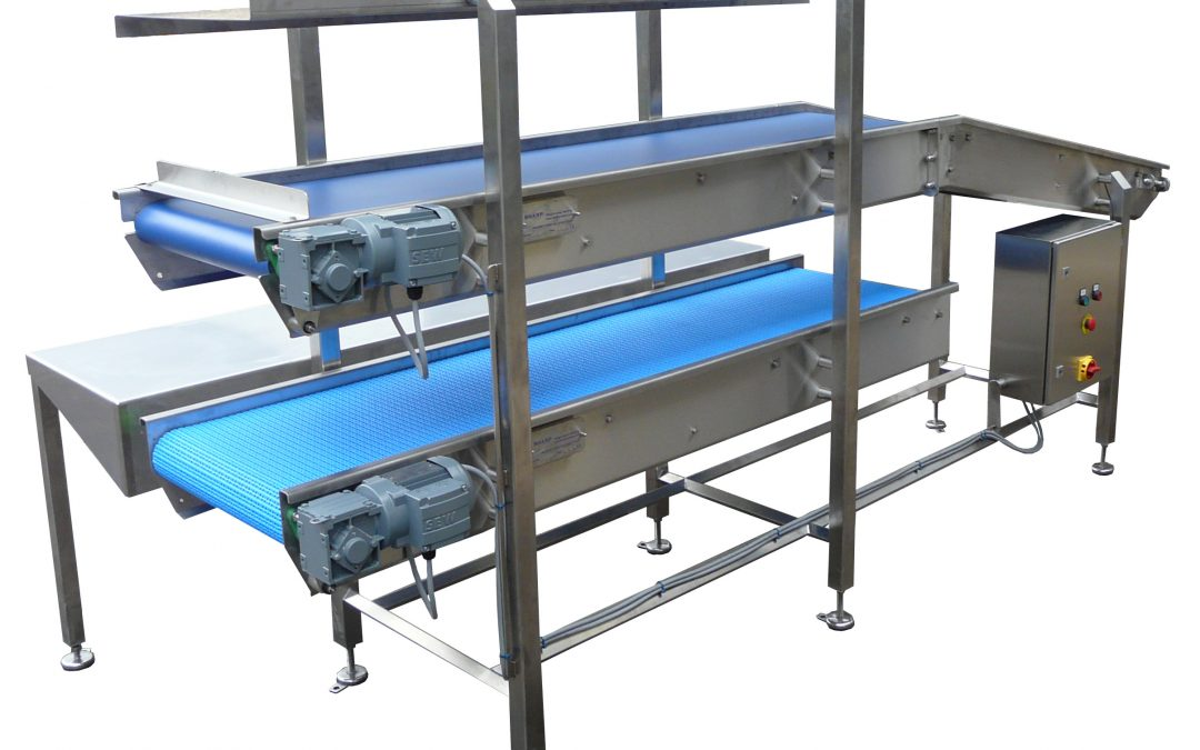 Triple Deck Conveyor